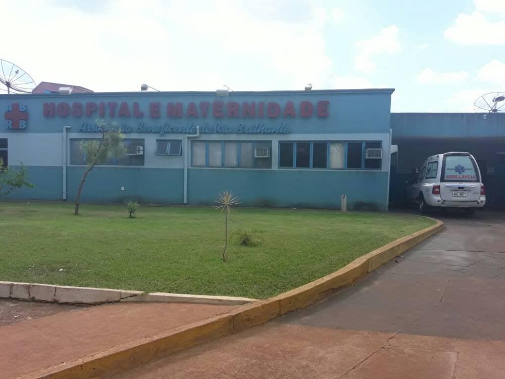 Resultado de imagem para HOSPITAL RIO BRILHANTE